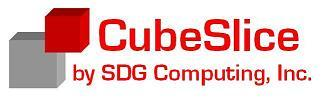 CubeSlice, by SDG Computing, Inc.